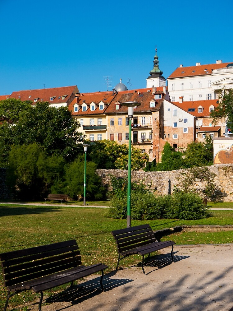 Summer in Zagreb by Rae Tucker