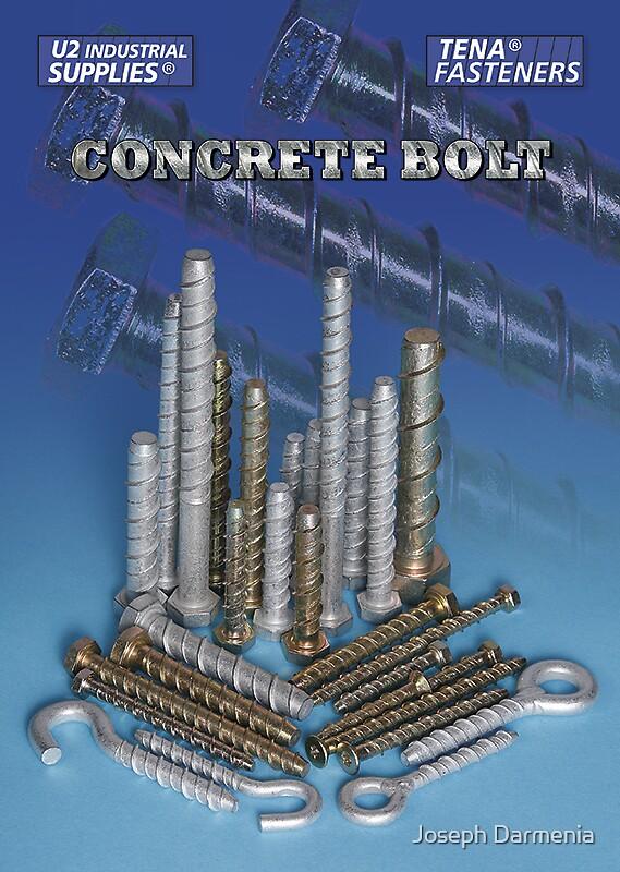 Tena Concrete Bolt by Joseph Darmenia