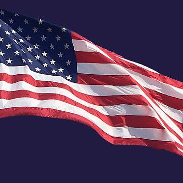 Flag USA by ATJones