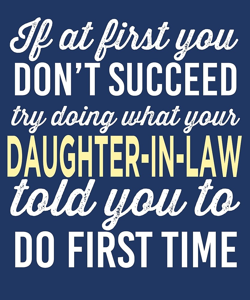 Do It Like Daughter-in-law Told You  by AlwaysAwesome