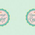 Procrasti-Bäcker von christymcnutt