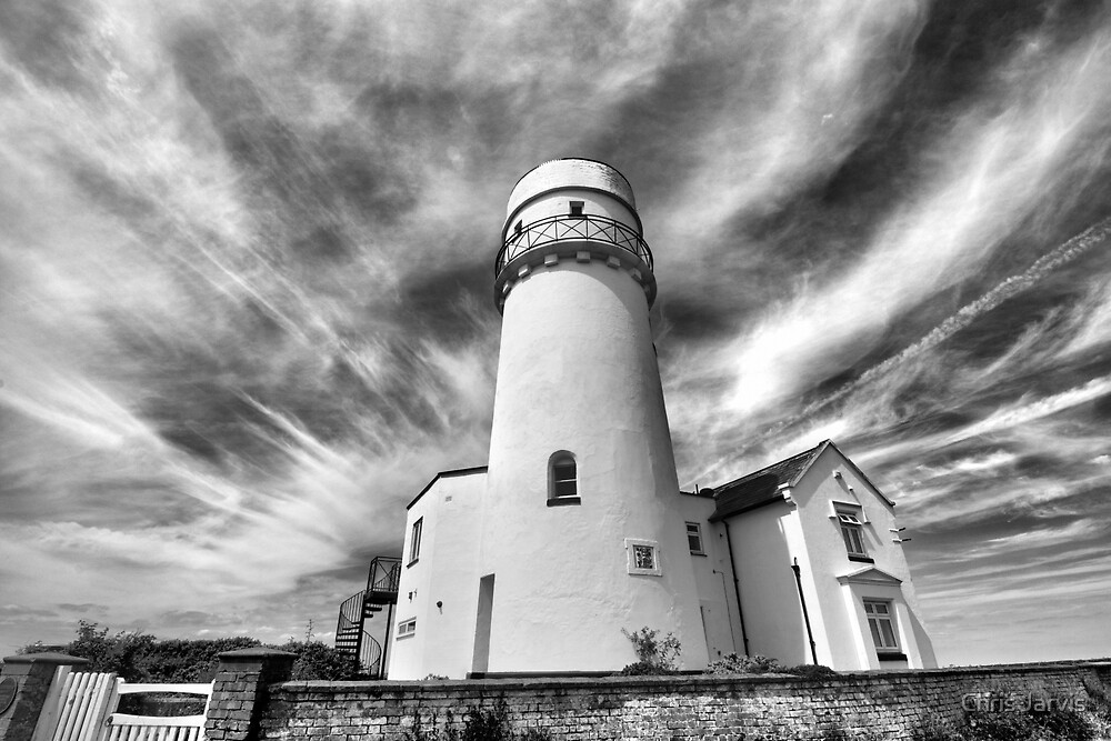 Lighthouse by Chris Jarvis