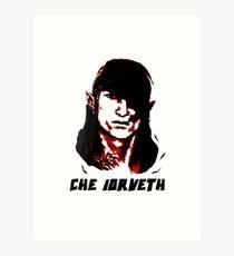 Che Iorveth - Viva la Scoia'tel! Art Print