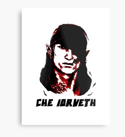 Che Iorveth - Viva la Scoia'tel! Metal Print