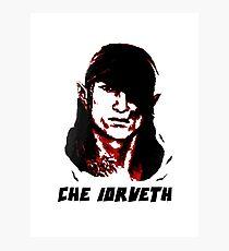 Che Iorveth - Viva la Scoia'tel! Photographic Print