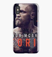 Conor McGregor the Notorious iPhone Case/Skin
