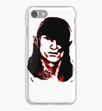 Che Iorveth - Viva la Scoia'tel! iPhone Case/Skin