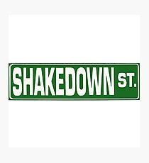 grateful dead shakedown street Photographic Print