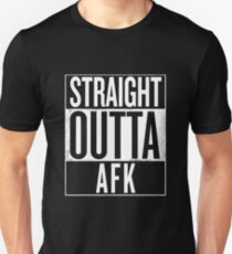 League of Legends AFK T-Shirt