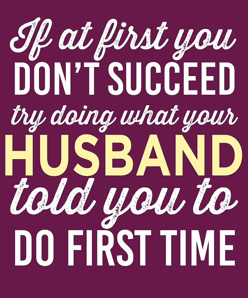 Do It Like Husband Told You  by AlwaysAwesome