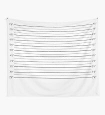 Police Lineup Wall Tapestry