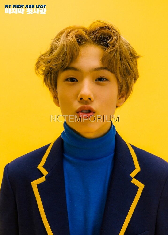 NCT DREAM MY FIRST AND LAST JISUNG by NCTEMPORIUM