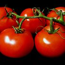 Vine Ripened Tomatoes by Magee