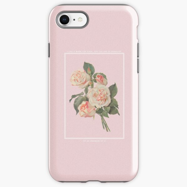 I LIKE IT WHEN YOU SLEEP, FOR YOU ARE SO BEAUTIFUL - YET SO UNAWARE OF IT. iPhone Tough Case