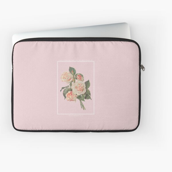 I LIKE IT WHEN YOU SLEEP, FOR YOU ARE SO BEAUTIFUL - YET SO UNAWARE OF IT. Laptop Sleeve