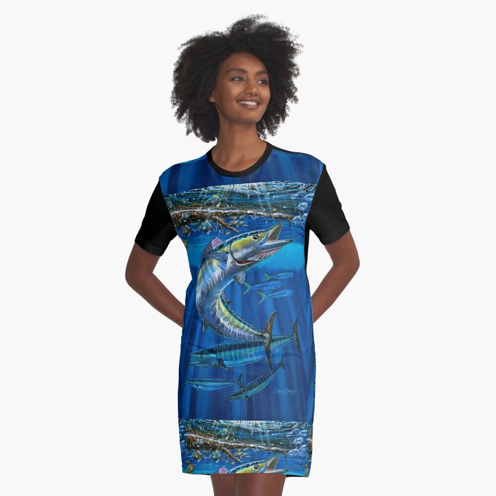 Wahoo Haven T-Shirt Kleid