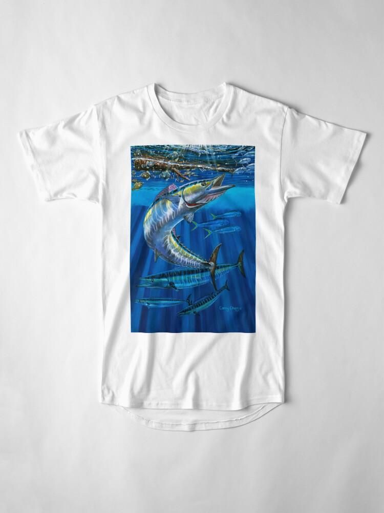 Alternative Ansicht von Wahoo Haven Longshirt