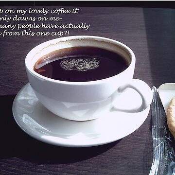 Coffee thoughts! by mayden