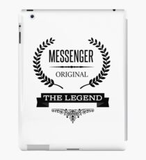 Messenger iPad Case/Skin