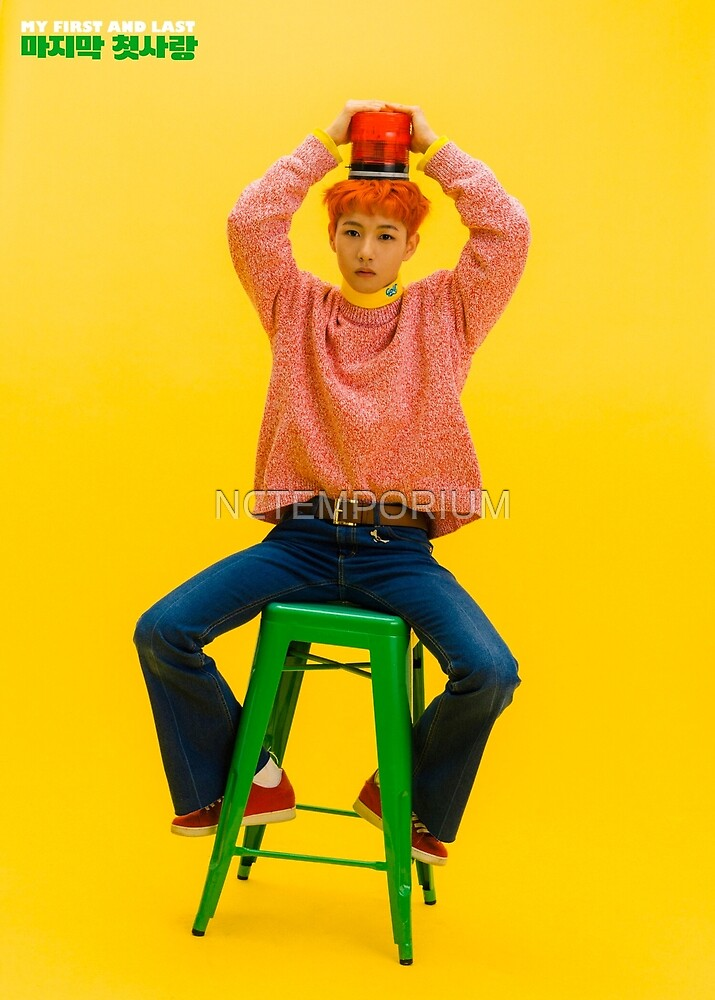 NCT DREAM MY FIRST AND LAST RENJUN by NCTEMPORIUM