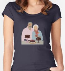 Great British Bake Off Women's Fitted Scoop T-Shirt