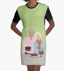 Great British Bake Off T-Shirt Kleid