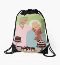 Great British Bake Off Drawstring Bag