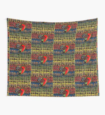I Am Wakanda Wall Tapestry