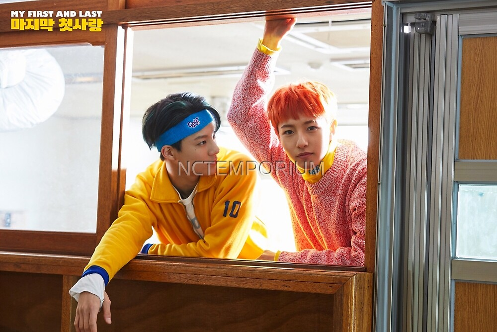 NCT DREAM MY FIRST AND LAST JENO & RENJUN by NCTEMPORIUM