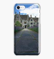 Avebury Manor, Wiltshire iPhone Case/Skin
