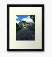 Avebury Manor, Wiltshire Framed Print