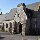 Furrough Cross Church, Torquay by lezvee