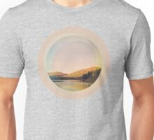 Digital Landscape #4 Unisex T-Shirt