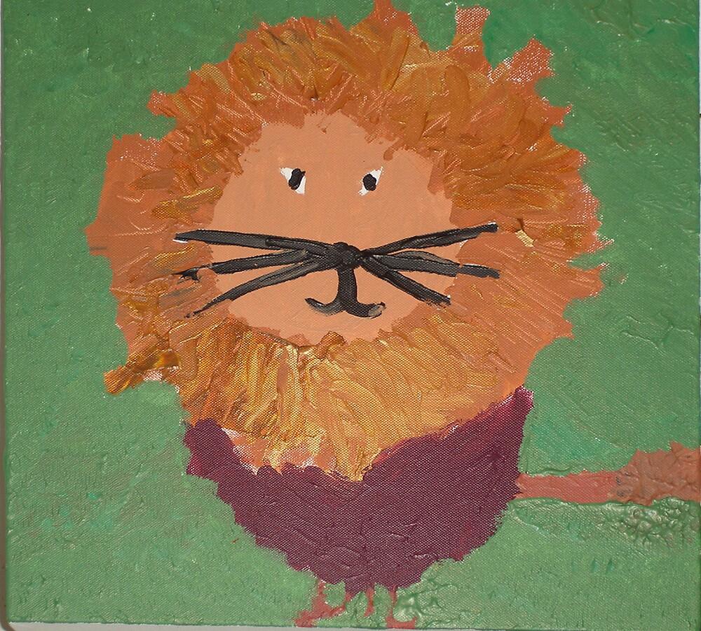 The Lion by MoChoChoco