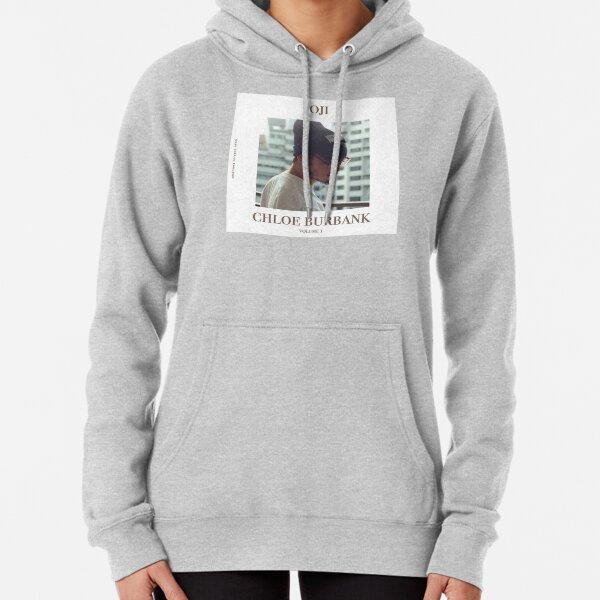 Chloe Burbank T-Shirt Pullover Hoodie