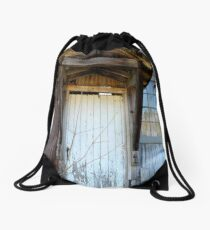 Inviting Drawstring Bag