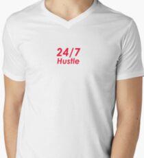 Hustle 24/7 Workaholic Business Shirt T-Shirt