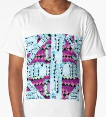Crystal Mystic Chips Long T-Shirt