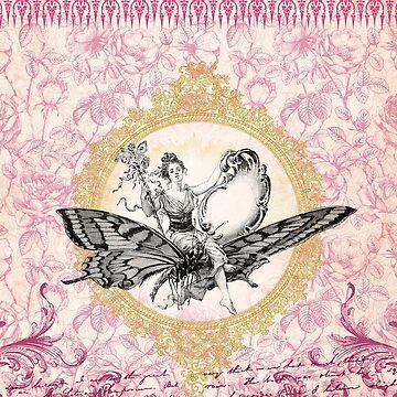 Vintage Fairy Queen by christymcnutt