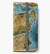 Dragon age - Thedas World Map iPhone Wallet