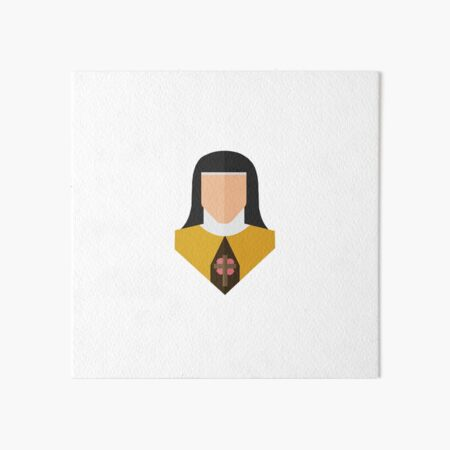 St. Therese of Lisieux Art Board Print