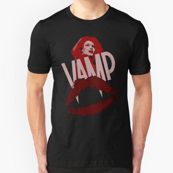 Vamp Slim Fit T-Shirt