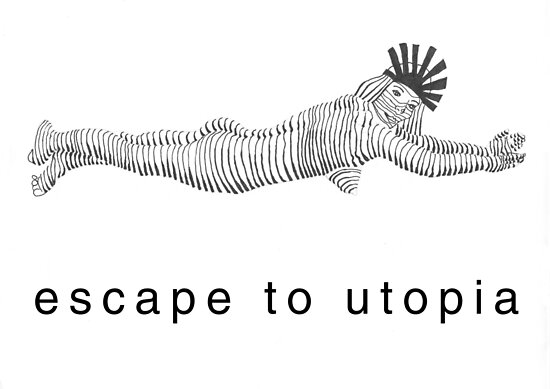 Escape to Utopia by sunism