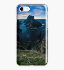 Donegal Northern Coast at Night iPhone Case/Skin
