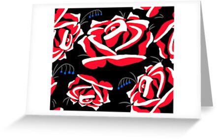 Caroline Rose by Valeweaver