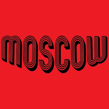 Moscow by lerdi