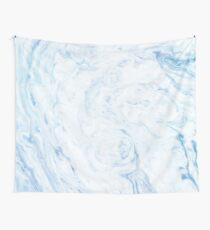 Blue Marble Wall Tapestry