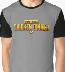 Chicken Dinner Graphic T-Shirt