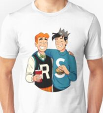 Archie and Jughead  Unisex T-Shirt