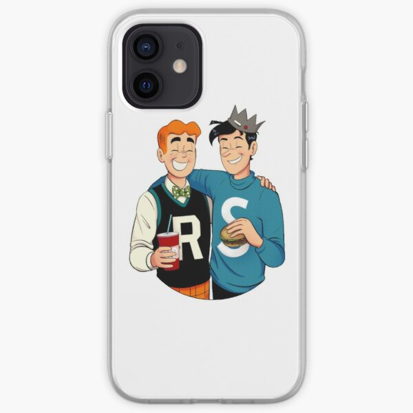 Archie and Jughead  iPhone Soft Case